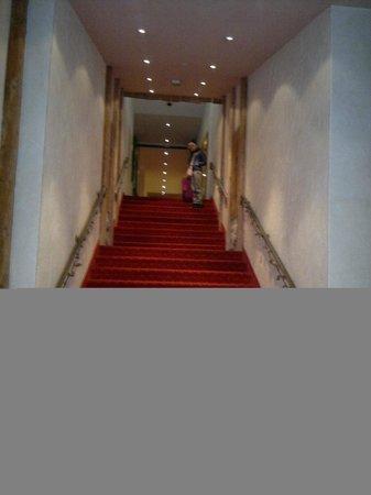 Family & Wellness Hotel Shandranj: corridoio hotel