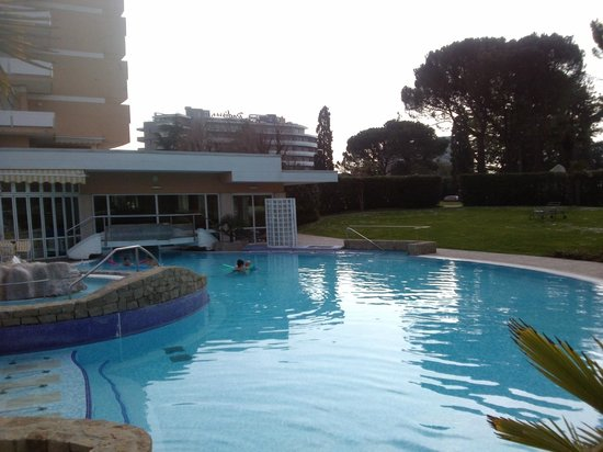 Radisson Blu Resort, Terme di Galzignano – Hotel Sporting: a