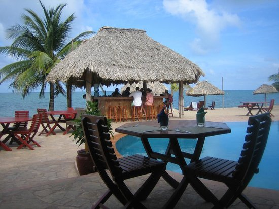 Belizean Dreams : dining area