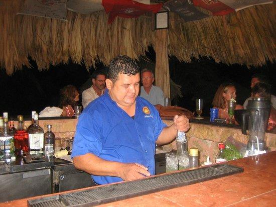 Belizean Dreams: Hard working Jose!