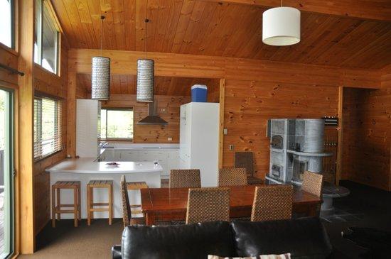 Koura Lodge: la cuisine de la suite