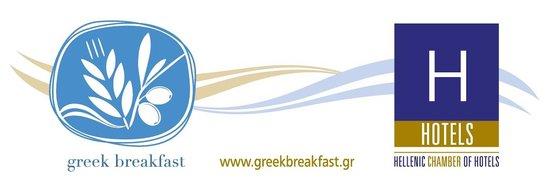 Hotel Apartments Kleopatra: Greek Breakfast