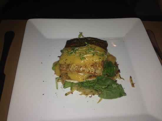 Barracuda Restaurant : Seabass