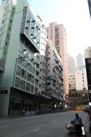 The Empire Hotel Hong Kong - Causeway Bay: View from room