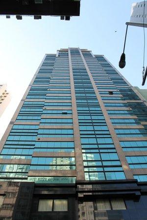 The Empire Hotel Hong Kong - Causeway Bay: Hotel exterior