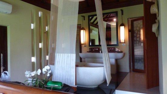 Villa Zolitude Resort and Spa : chambre