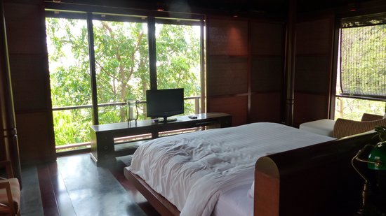 Villa Zolitude Resort and Spa: chambre