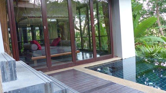 Villa Zolitude Resort and Spa : extérieur