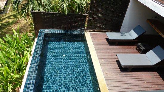 Villa Zolitude Resort and Spa : piscine