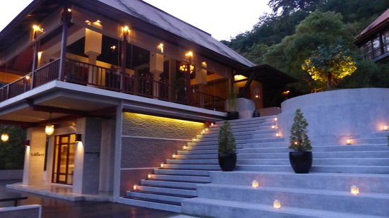 Villa Zolitude Resort and Spa : accueil