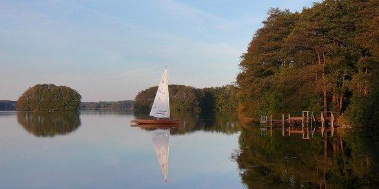 Bistensee - wunderschöner See bei Alt Duvenstedt