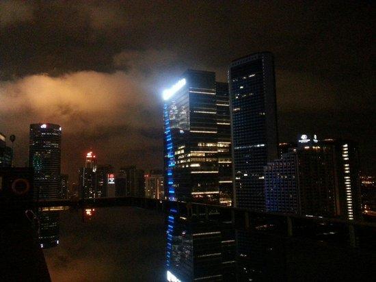 Somerset Ampang Kuala Lumpur : Vue du soir