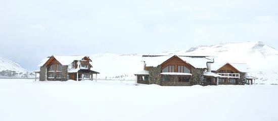 Nuestras caba as en invierno picture of frontera andina caviahue tripadvisor - Cabana invierno ...