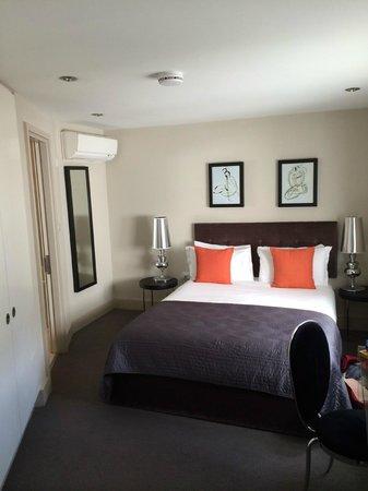 Fraser Residence City: Bedroom