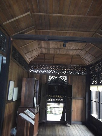 Rumah Penghulu Abu Seman : Internal View of the house
