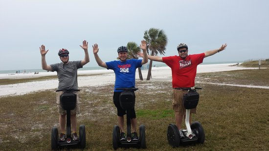 Remi's Segway Tours: Friends