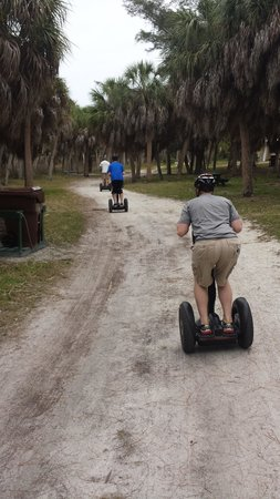 Remi's Segway Tours: Just being free