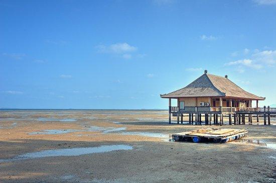 Bintan Cabana Beach Resort : A bus ride to Bintan Agro takes you to this place