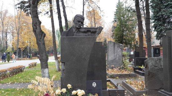 Couvent et cimetière de Novodievitchi : The Violinist