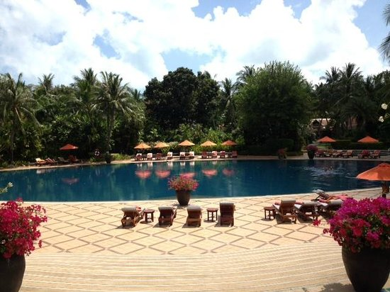 Santiburi Beach Resort & Spa : Pool