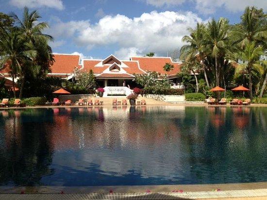 Santiburi Beach Resort & Spa : Pool