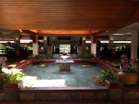 Santiburi Beach Resort & Spa : Eingangsbereich