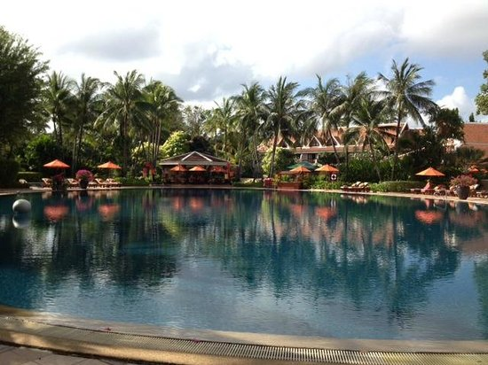 Santiburi Beach Resort & Spa: Pool