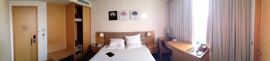 Liberty Central Saigon Centre Hotel : Premier Double Room