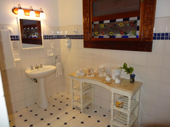 Hotel & Bungalows Mayaland: SdB