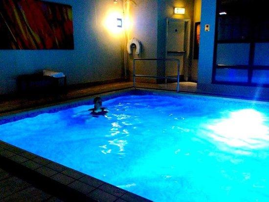 The Club Hotel & Spa : Le bonheur après une journée de marche !