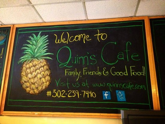 Photo of Quinn's Cafe in Hockessin, DE, US