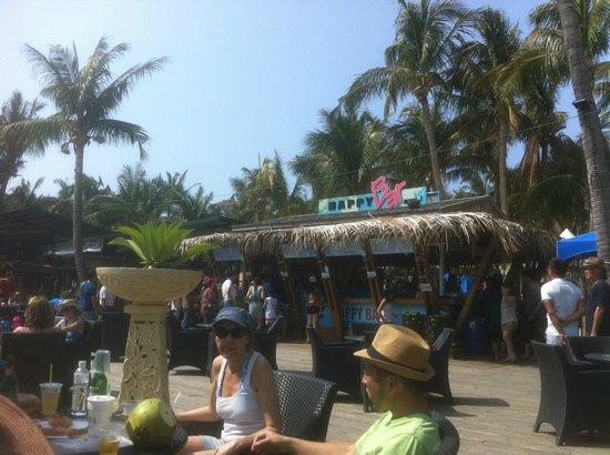 Kenting National Park : The Bar (great pina coladas)