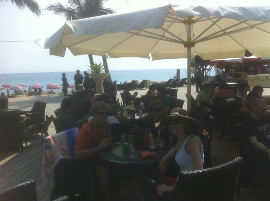 Kenting National Park : The beach