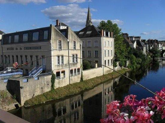 Argenton-sur-Creuse照片