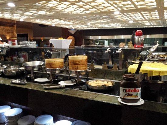 Buddha Restaurant: buffet