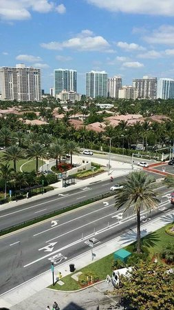 Ramada Plaza Marco Polo Beach Resort: City view
