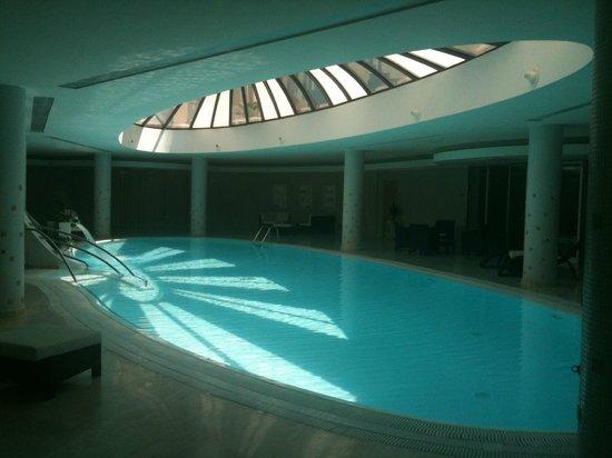 Best Western Premier Villa Fabiano Palace Hotel: Piscina Coperta