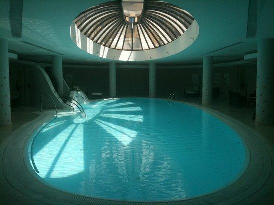 Best Western Premier Villa Fabiano Palace Hotel: Piscina Coperta Frontale