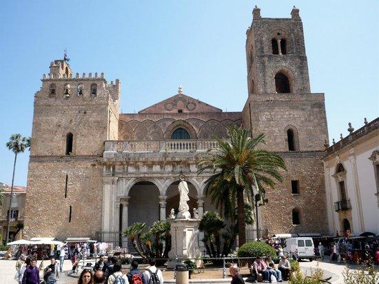 Duomo di Monreale : L'esterno