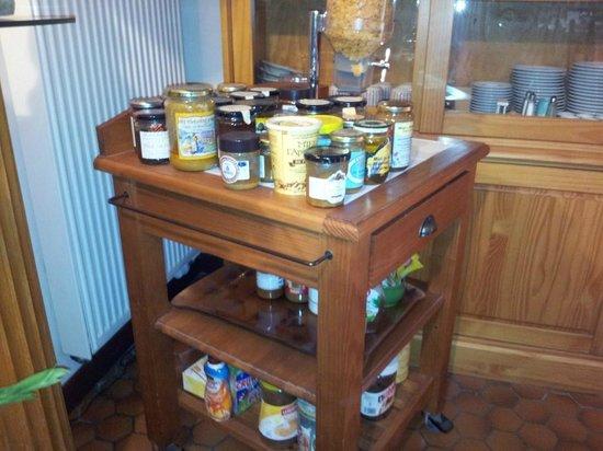 Ferme de la Place : les miels