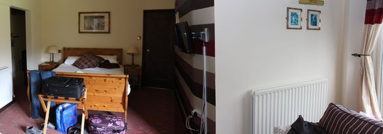 Ennerdale Country House Hotel: Supposed Executive Room Panorama