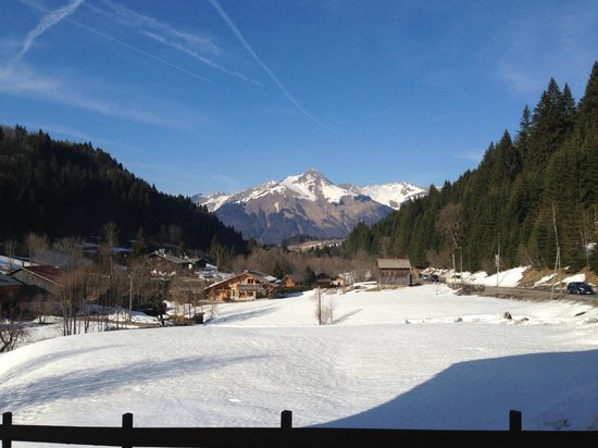 Chalet Bluebell Les Gets : Room view