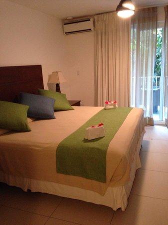 Paradise Oceanic Hotel : First floor room