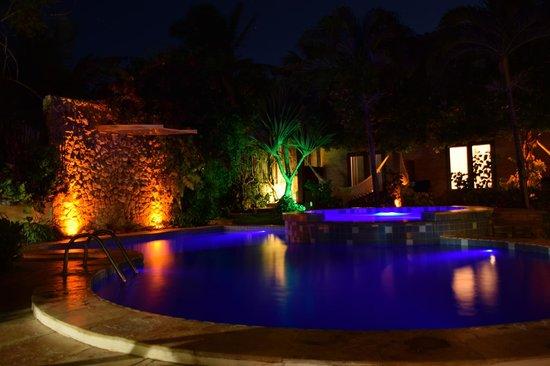 Pousada Jeriba: piscina