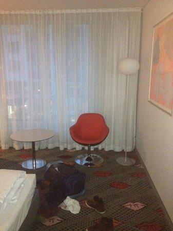 art'otel berlin kudamm: Bedroom