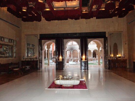 Suryagarh : Un palais admirablement reconstitué