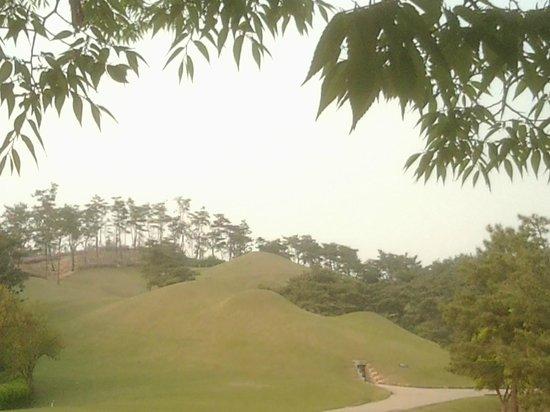 Songsan-ri Tombs and Royal Tomb of King Muryeong: la tombe du roi Muryeong