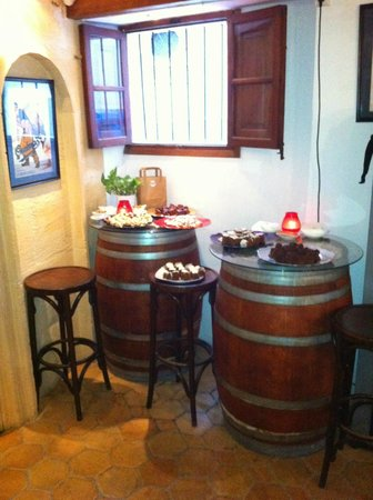 La Vinya de Santa Clara Wine Bar