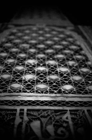 Maison de la Photographie de Marrakech : Patterns