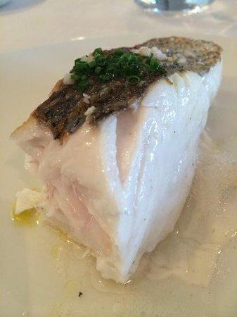 Alameda Restaurant: la merluza